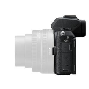 Nikon Z50 kamerahus + Z DX 16-50/3,5-6,3 VR + adapter FTZ för Nikon F-objektiv