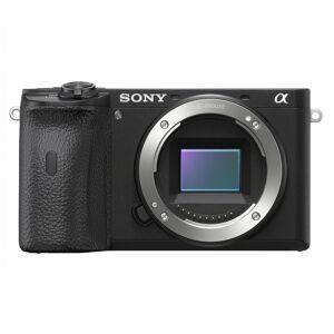 Sony A6600 kamerahus, svart