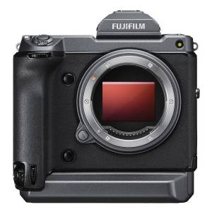 Fujifilm GFX 100, mellanformat