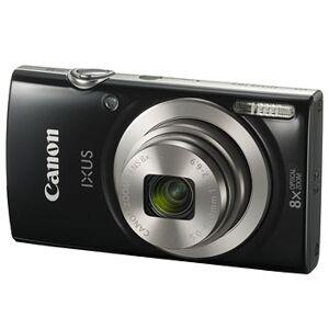 Canon IXUS 185 svart