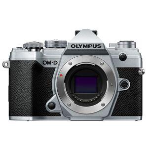 Olympus E-M5 Mark III kamerahus silver