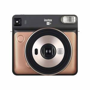 Fujifilm Instax Square SQ6, Blush Gold