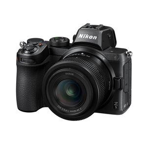 Nikon Z5 kamerahus + Nikkor Z 24-50/4-6,3 + adapter FTZ för Nikon F-objektiv