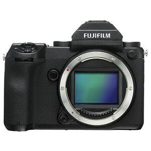 Fujifilm GFX 50S mellanformat