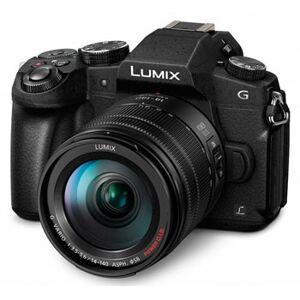 Panasonic Lumix DMC-G80 + G Vario 12-60/3,5-5,6 Asph/Power OIS