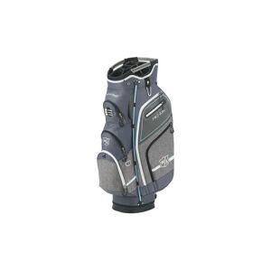 Nexus Wilson Staff Nexus III Gray/Blue Women Golf Cart Bag