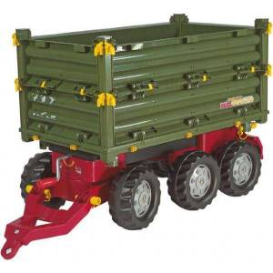 Rolly Toys Rolly Multi Trailer - Rolly Toys 125012