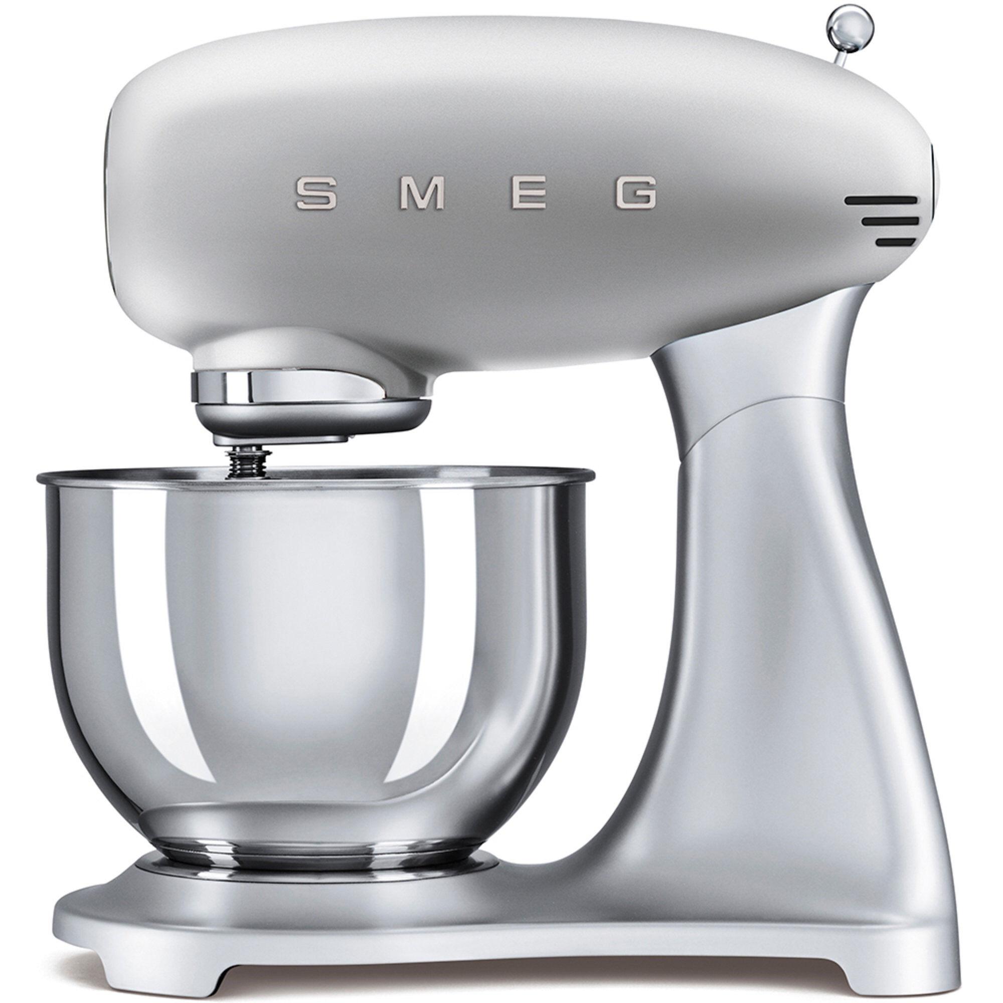 SMEG Köksmaskin 4.8L - Silver