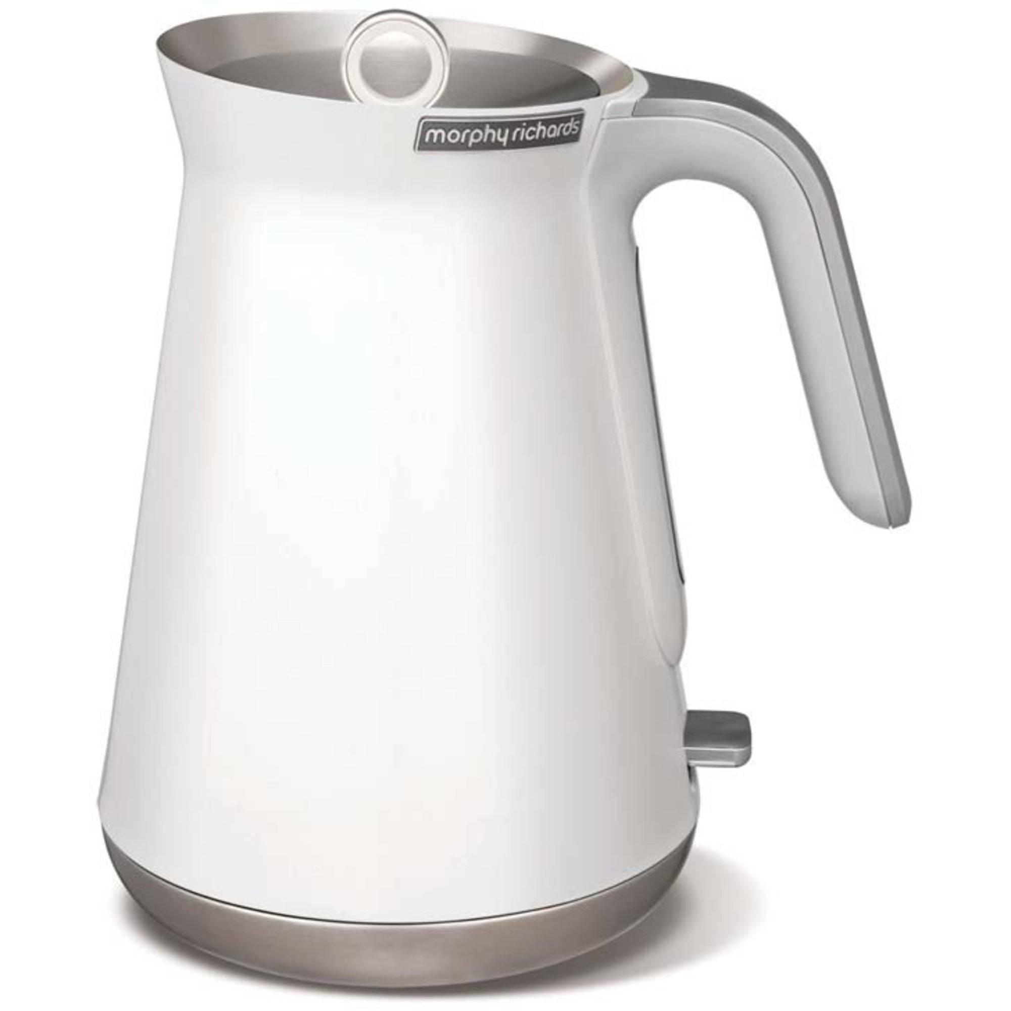 Morphy Richards Aspect Vattenkokare 1,5 l Vit