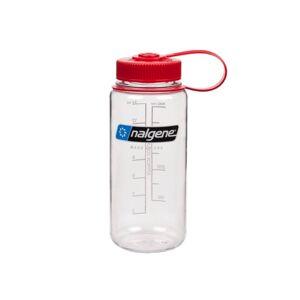 Nalgene Wide Mouth Bottle 0,4L Tritan Röd
