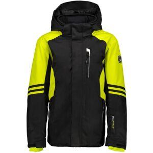 CMP Boy Jacket Snaps Hood (38W0334) Svart