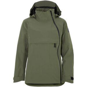 Didriksons Thale Boys Jacket Grön