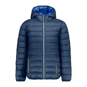 CMP Boy's Jacket Fix Hood Blå