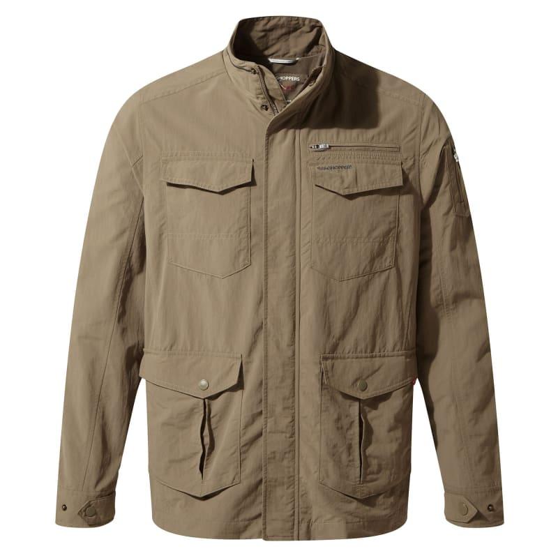 Craghoppers Men's NosiLife Adventure II Jacket Brun