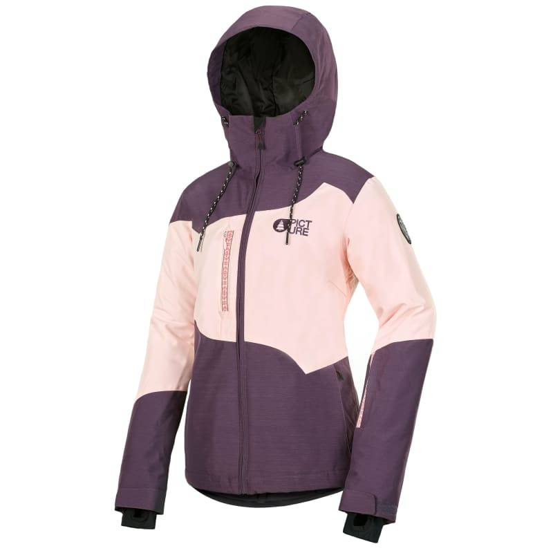 Picture Organic Clothing Weekend Jacket Lila