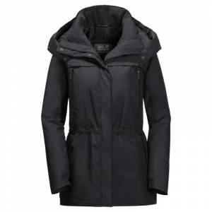 Jack Wolfskin Fairway Jacket Women Svart