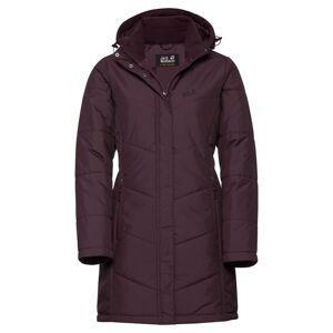 Jack Wolfskin Svalbard Coat Women Lila