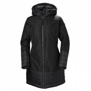 Helly Hansen Women's Mayen Coat Svart