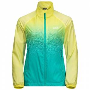 Jack Wolfskin Women's Starry Night Jacket Gul