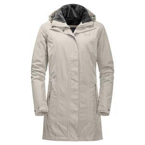 Jack Wolfskin Women's Madison Avenue Coat Beige