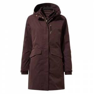 Craghoppers Cato 3in1 Jacket Lila