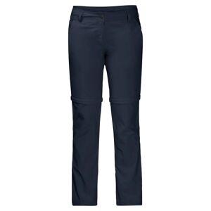 Jack Wolfskin Women's Marrakech Zip Off Pants Blå