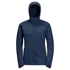 Jack Wolfskin Women's Seven Lakes Jacket Blå