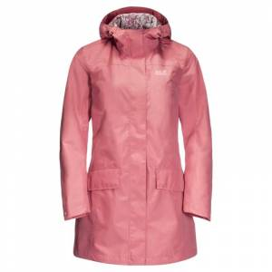 Jack Wolfskin Women's Cape York Coat Rosa