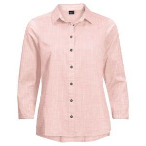 Jack Wolfskin Women's Emerald Lake Shirt Rosa