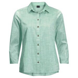 Jack Wolfskin Women's Emerald Lake Shirt Grön