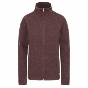 The North Face Women's Crescent Full-Zip Lila