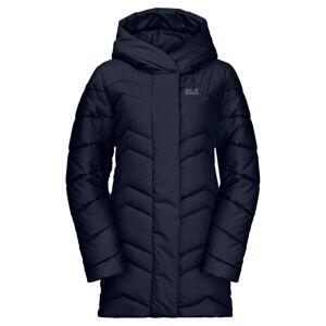 Jack Wolfskin Women's Kyoto Coat Blå