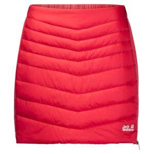 Jack Wolfskin Atmosphere Skirt Women Röd