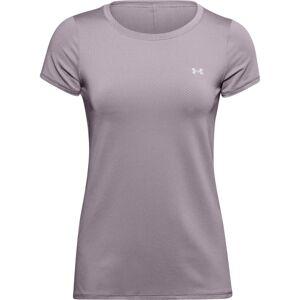 Under Armour Women's HeatGear Armour Short Sleeve Lila