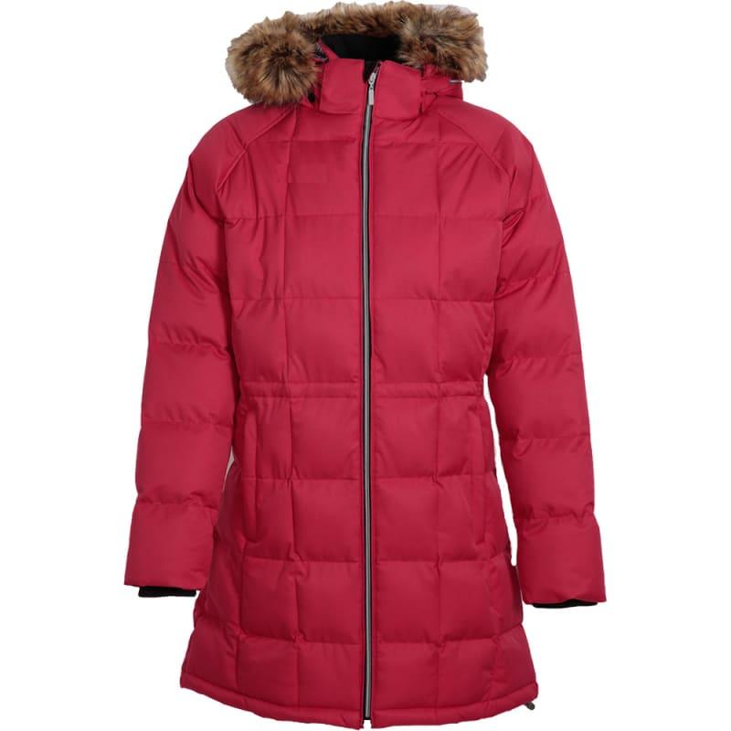Dobsom Women's Sandfors Jacket Rosa
