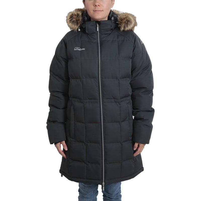 Dobsom Women's Sandfors Jacket Grå