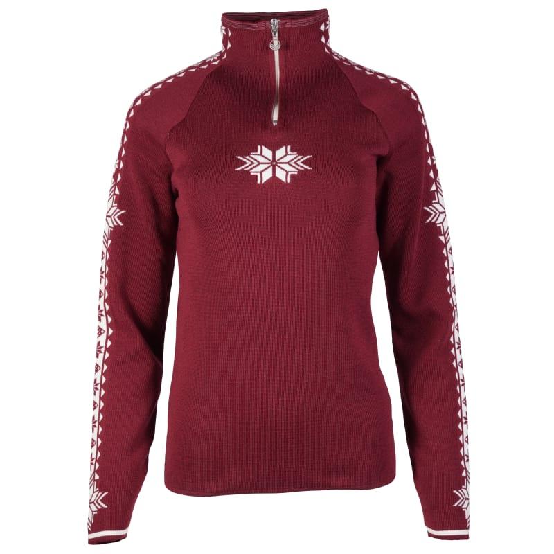 Dale of Norway Geilo Women's Sweater Röd