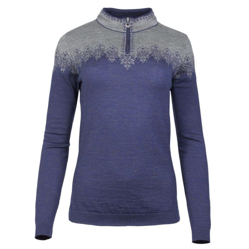 Dale of Norway Snefrid Women's Sweater Lila