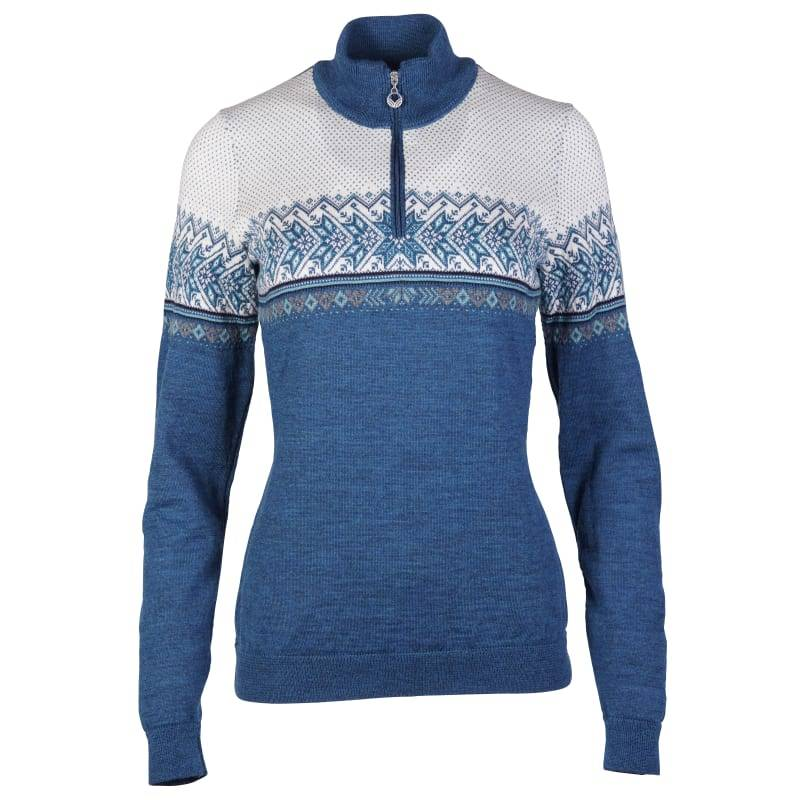 Dale of Norway Hovden Women's Sweater Blå
