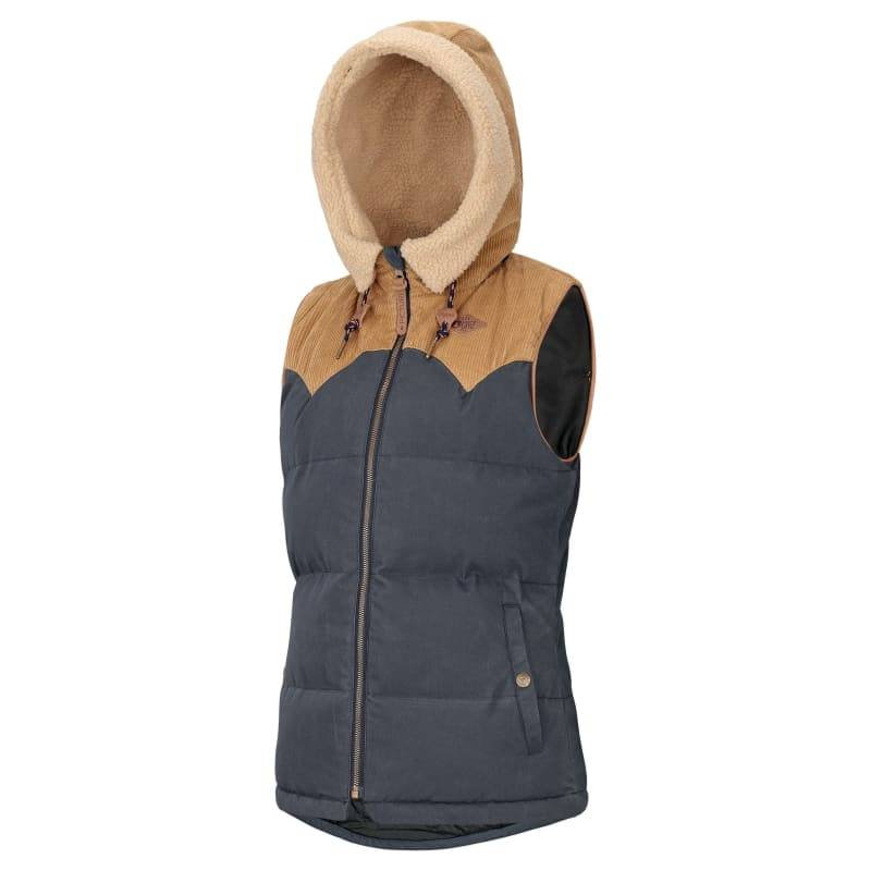 Picture Organic Clothing Women's Holly Vest Blå