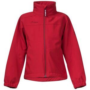 Bergans Reine Kids Jacket Röd