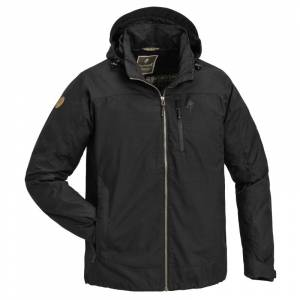 Pinewood Caribou TC Jacket Kids Svart
