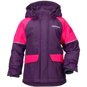 Didriksons Ese Kid's Jacket Lila