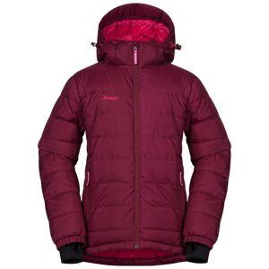 Bergans Rena Down Youth Girl Jacket Rosa