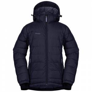 Bergans Rena Down Youth Girl Jacket Blå