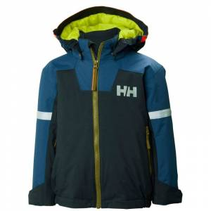 Helly Hansen Kids Legend Ins Jacket Blå