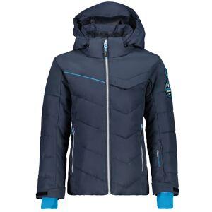 CMP Girl Jacket Snaps Hood (38W0405) Blå
