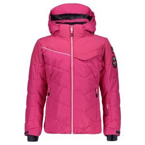 CMP Girl Jacket Snaps Hood (38W0405) Rosa