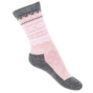 Marius Kids Wool Socks Kids Rosa