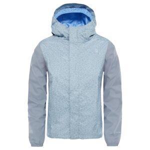 The North Face Girl's Resolve Reflective Jacket Blå